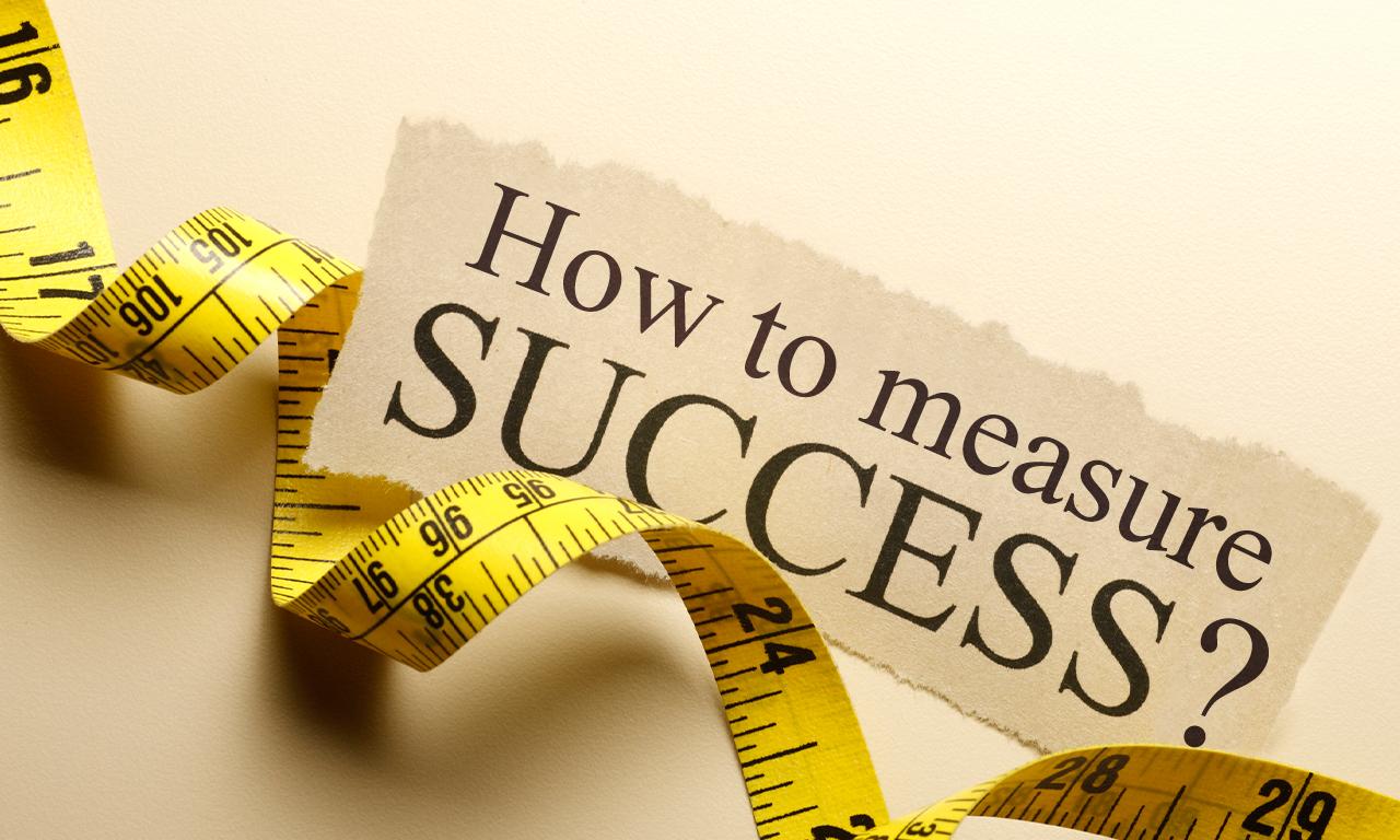 Joey Bonifacio How to Measure Success  Joey Bonifacio