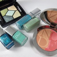 From Dior Summer makeup collection.