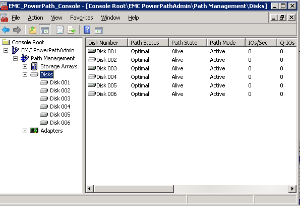 Matching EMC LUNs to Windows Disks | The SQL Herald