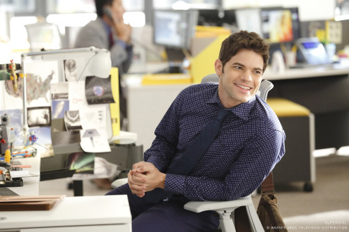 Jeremy Jordan as Winslow