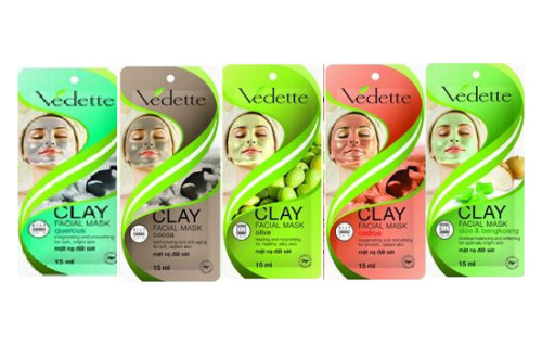 Vedette Clay Mask Variants