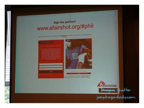 AFairShot Campaign
