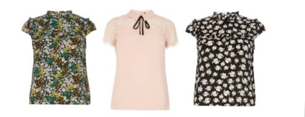 Dorothy Perkins Romantic Tops