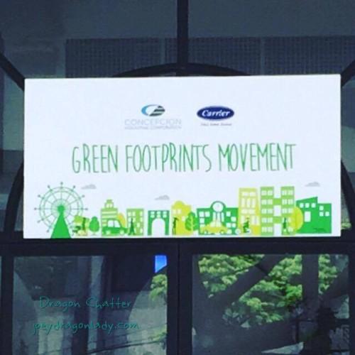 Green Footprints Movement