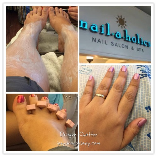 Nail.a.holics Nail Salon & Spa