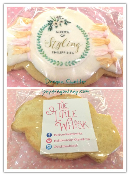 School of Styling The Little Whisk Cookie