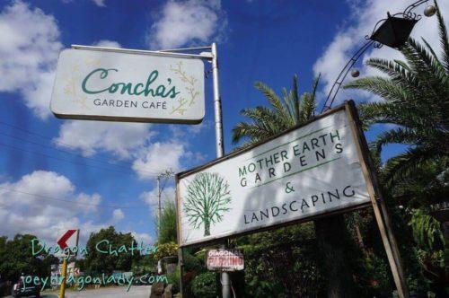 Concha`s Garden Cafe