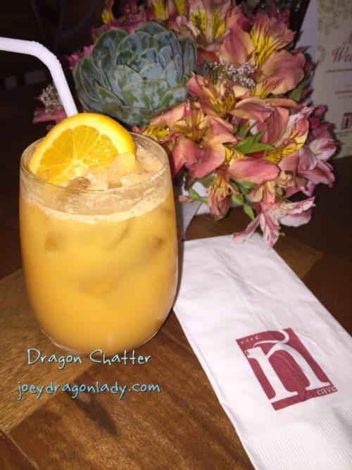 Cafe N (Enye) Orange Juice