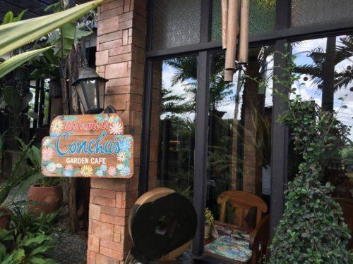 Concha`s Garden Cafe Tagaytay