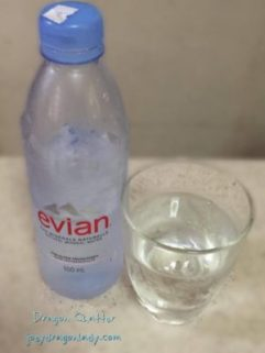 Evian purity ph 2