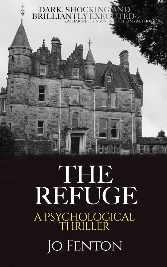 The Refuge - cover pic