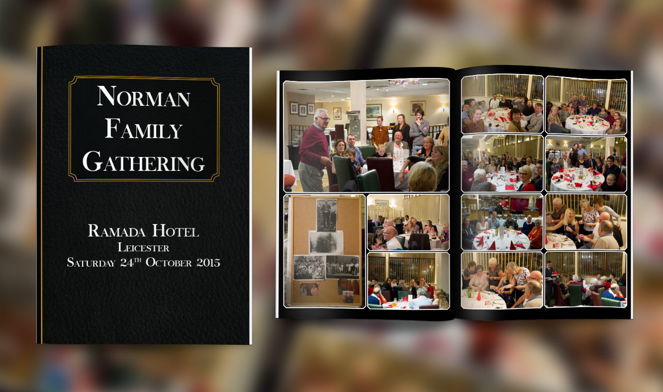 Norman Family Reunion 2015 Photo Book