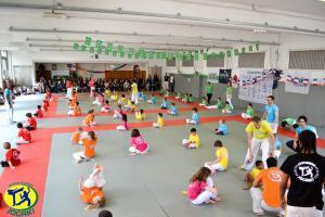 Capoeira Paris Jogaki 2014 - competition pour enfants danse et sport jogaventura050 [L1600]