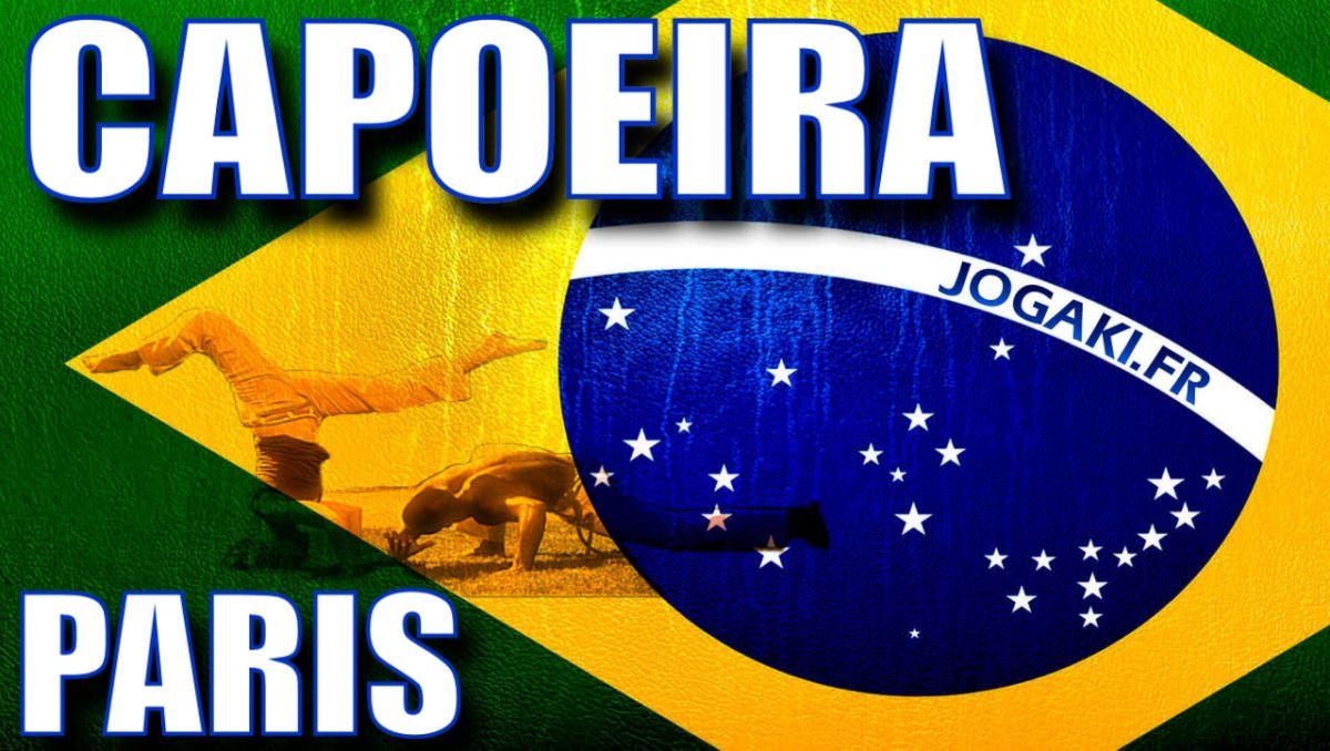 capoeira paris