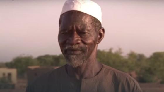Człowiek, który zatrzymał pustynię