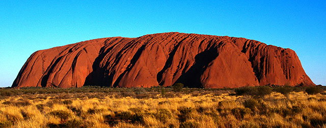 Uluru meditáció