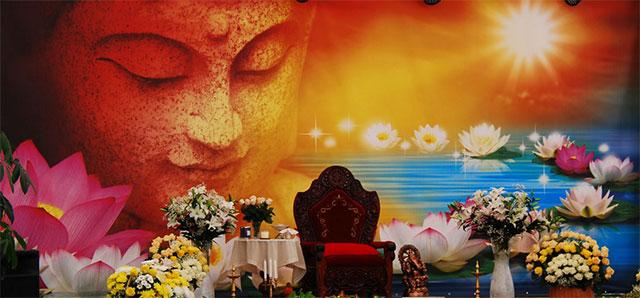 Követnéd Buddhát, ha…
