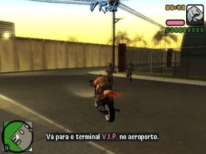 Imagem do jogo Grand Theft Auto Vice City Stories