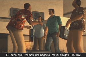 Imagens do jogo GTA Vice City