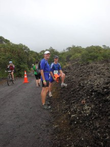 Most of the surface of Rangitoto consists of volcanic rock and scoria.
