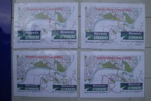 Course maps for the 3km, 5km, 10km and 15km events.