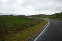 Lovely country roads.