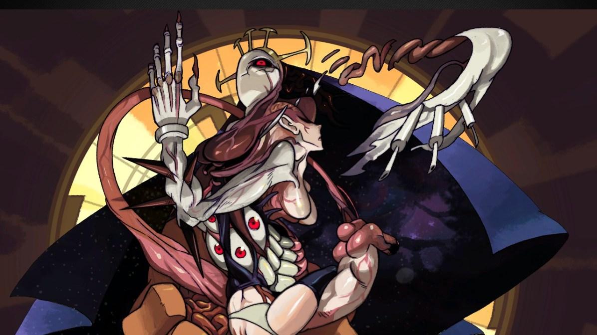Double é uma criatura sem forma que é capaz de imitar outros lutadores. Suas origens são desconhecidas, mas aparentemente trabalha a favor do Skull Heart. Se disfarça de freira.