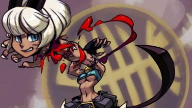 Ms. Fortune é a ultima sobrevivente da Fishbone Gang, que engoliu a Gema da Vida e pode viver, mesmo com o corpo todo partido em pedaços.
