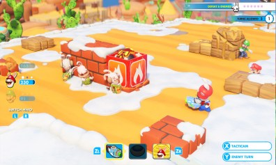 Mario Rabbids 3