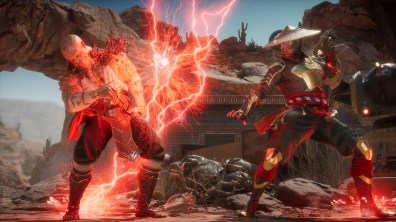 Mortal Kombat 11 Screen 4