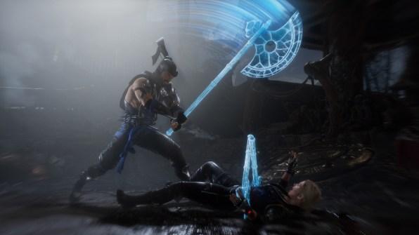 Mortal Kombat 11 Screen 5