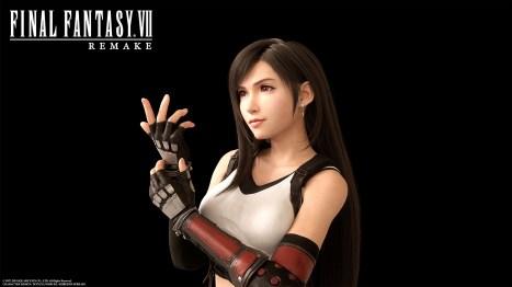 Tifa Final Fantasy VII Character Image