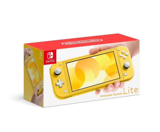 Nintendo Switch LIte Promo Image 2