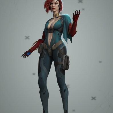 The Witcher x Cyberpunk 11