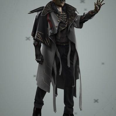 The Witcher x Cyberpunk 7