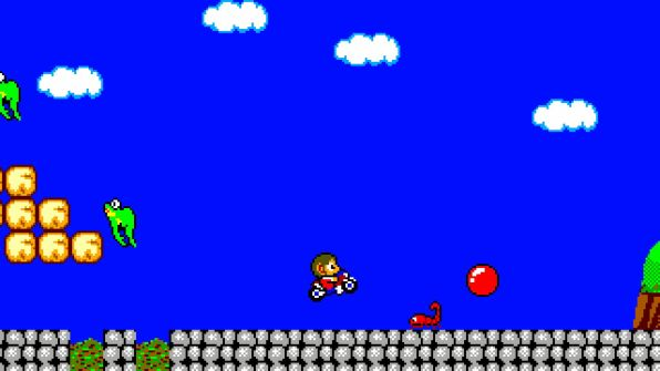 Alex Kidd in Miracle World DX 6_1
