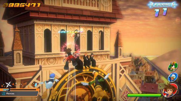 Kingdom Hearts Melody of Memory (9)