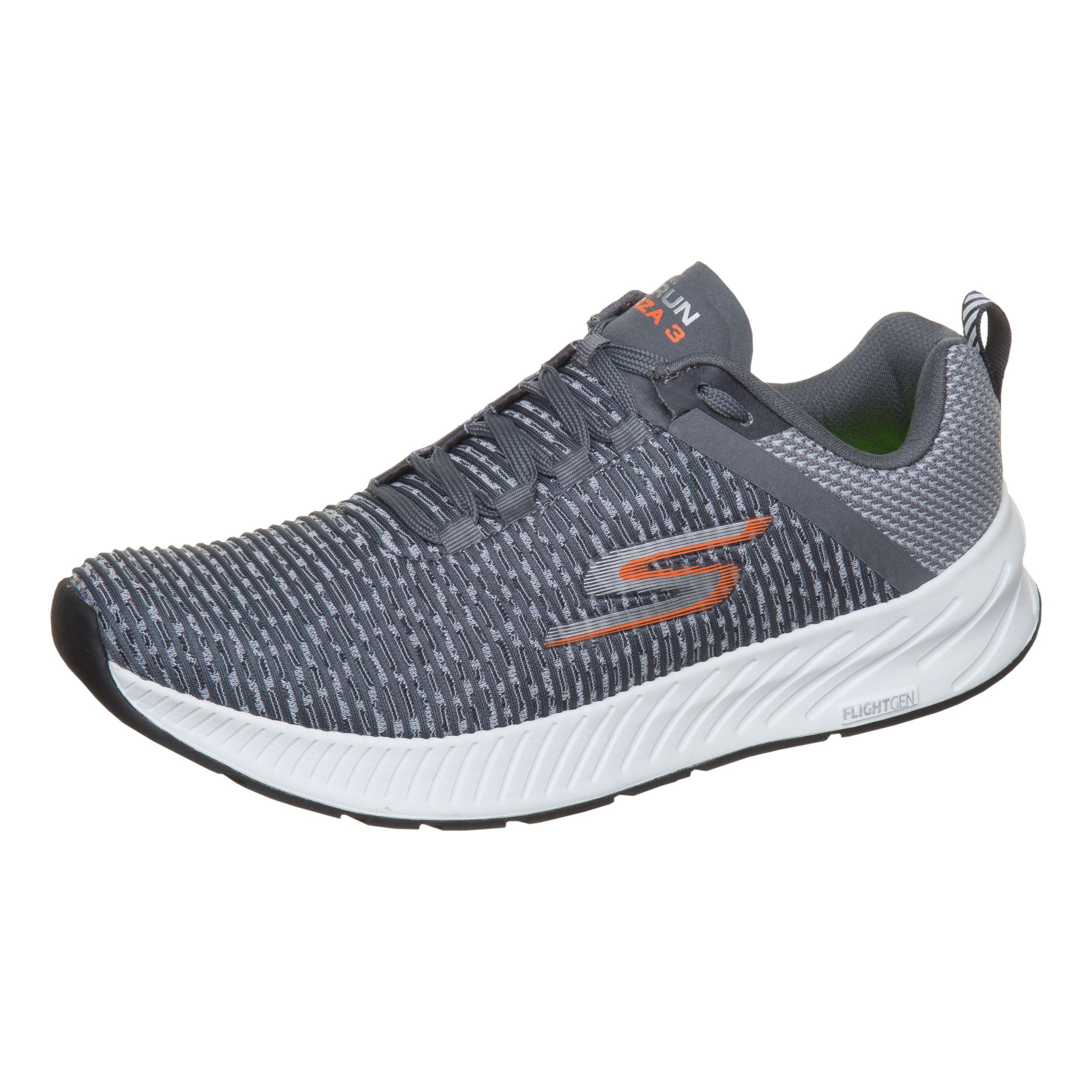 32aaeb3cd9aab Buy Skechers Go Run Forza 3 Stability Running Shoe Men Grey