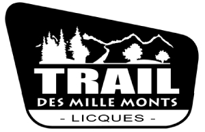 logo trail des mille monts licques