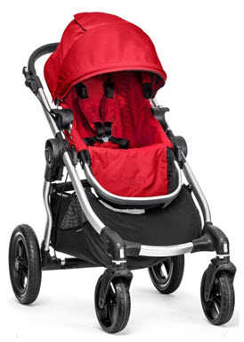 City Select Basket Replacement : select, basket, replacement, Jogger, Select, Single, Double, Stroller, Options, Galore