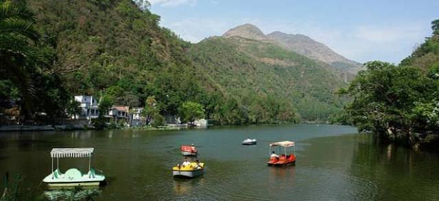 Renuka Lake In Nahan