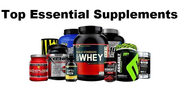आवश्यक सप्लीमेंट्स जो मसल्स बनाने के लिए लेने चाहिए – Top Essential Supplements For Muscle Gain