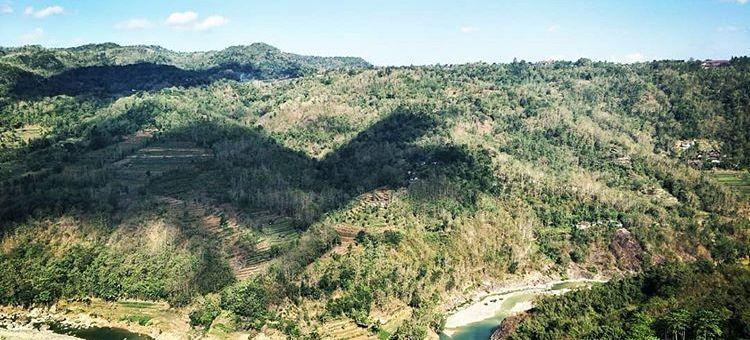 Bukit Mojo Gumelem: Sudut Keindahan Yogyakarta di Dlingo Bantul