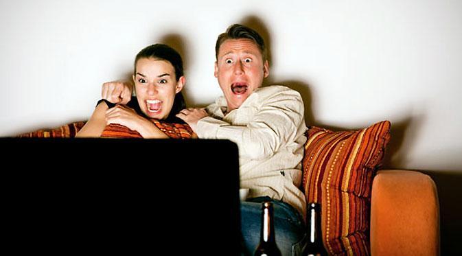 Nonton Film Horor Ternyata Baik untuk Kesehatan Lho!