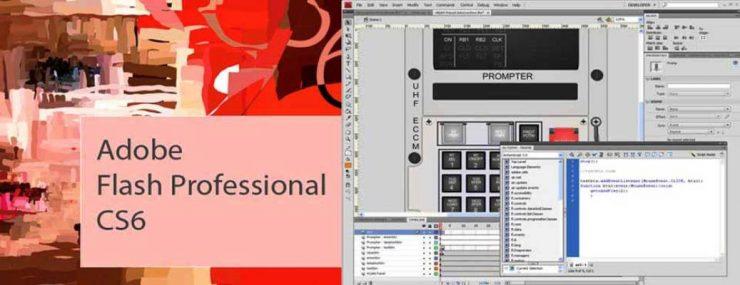 Kursus Adobe Flash Jogja Membuat Animasi dengan Flash
