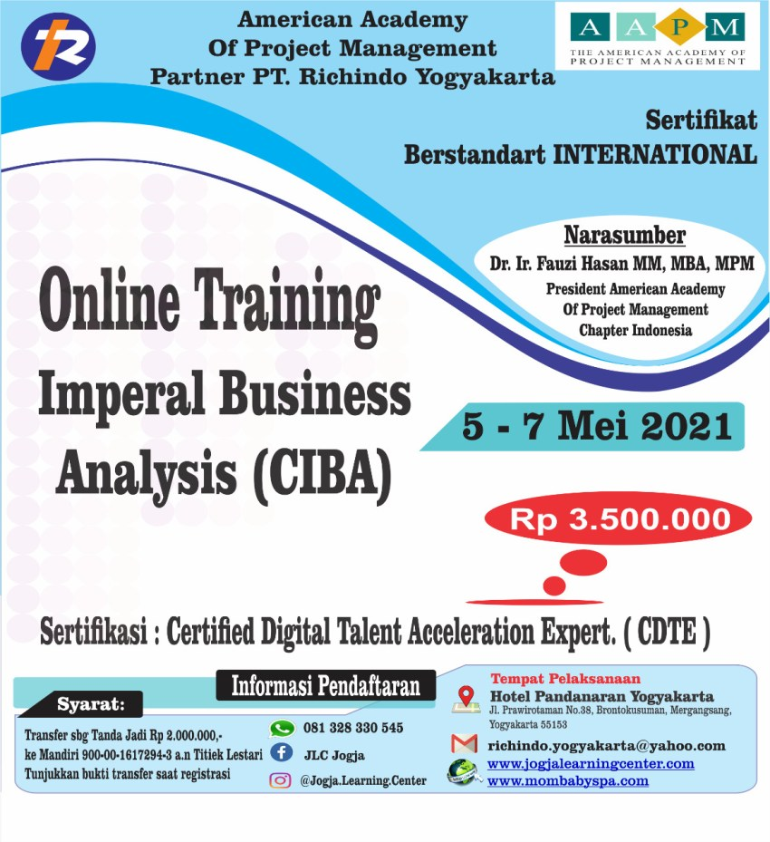 ONLINE TRAINING IMPERAL BUSINESS