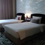 hotel new saphir yogyakarta family room
