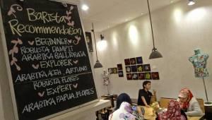 tempat ngopi alamat Tirana Art House and Kitchen