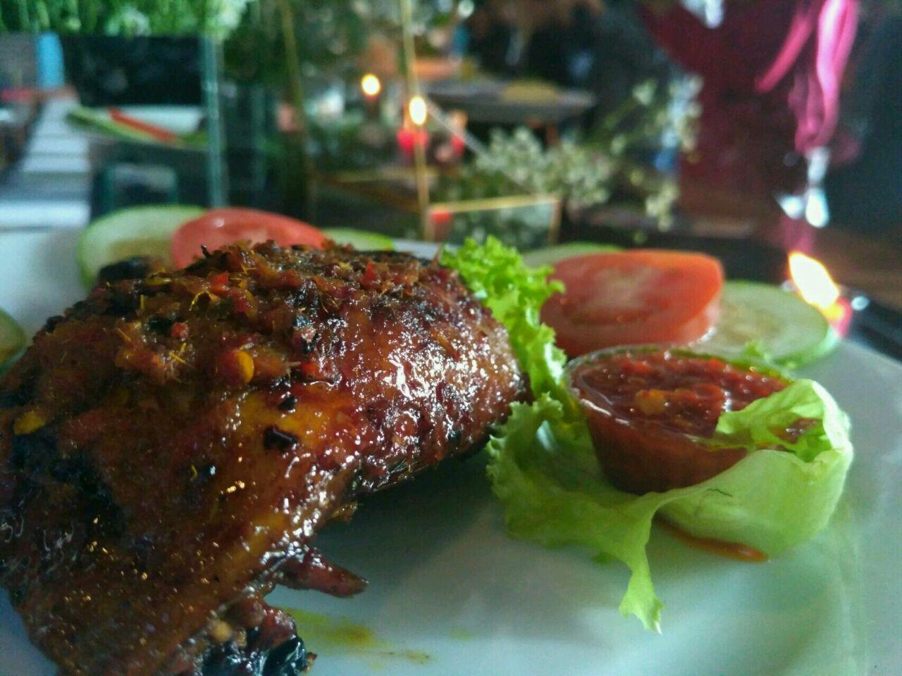 menu di Jogja Paradise foodcourt jalan Magelang