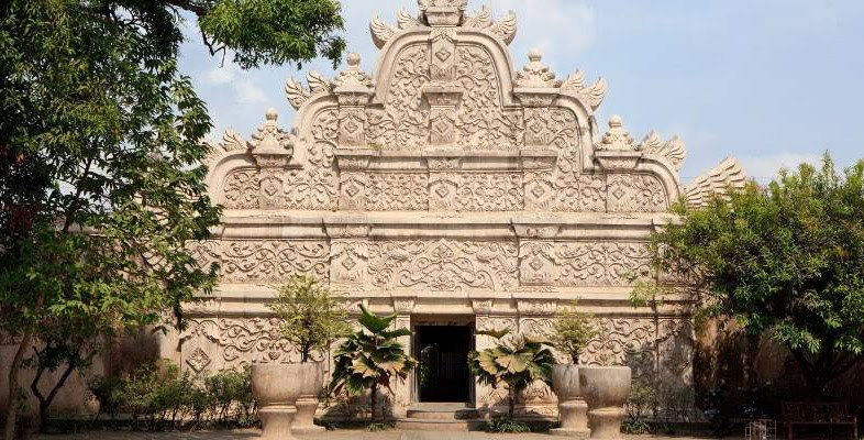 Entrance Fee Taman Sari